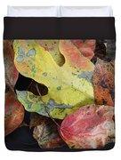 Collective Autumn Color Duvet Cover