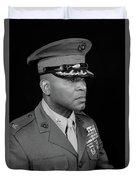 Colonel Trimble Duvet Cover