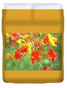 Colorful Morning Duvet Cover