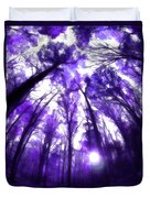 Colorful Trees X Duvet Cover