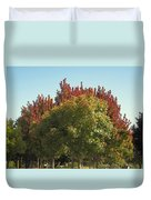 Colors Of The Neighborhood 25 Duvet Cover