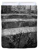 Concrete Forest Duvet Cover
