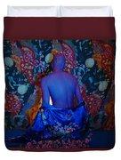 Contemporary Deva Duvet Cover