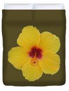 Cool Bloom Duvet Cover