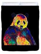 Cool Panda Little Bear Australia Animal Color Design Duvet Cover