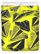 Crafty Hanger Duvet Cover