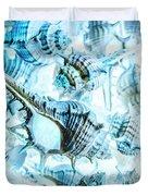 Creative Seas Duvet Cover