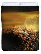 Crows Nest Full Moon Duvet Cover
