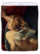 Cupid, 1620 Duvet Cover
