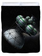 Daedalus Interstellar Duvet Cover
