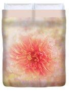 Dahlia Light Duvet Cover