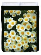 Daisy Crazy For You Duvet Cover