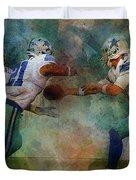 Dallas Cowboys. Duvet Cover