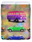 Dare To Be Different Duvet Cover by Ericamaxine Price