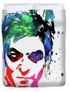 Daryl Watercolor II Duvet Cover