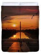 Dc Sunrise Duvet Cover