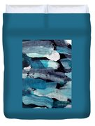 Deep Blue #1 Duvet Cover