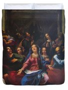 Descente Du Saint Esprit 1635 Duvet Cover