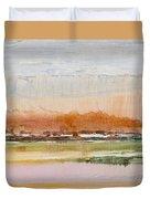 Desert Grasslands    Duvet Cover