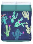 Desert Nights Duvet Cover