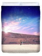 Desert Stars Duvet Cover