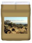 Desert Winter 1 Duvet Cover