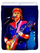 Dire Straits Mark Knopfler Duvet Cover