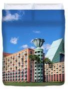 Disney Dolphin Hotel Duvet Cover