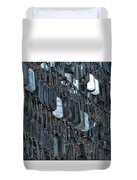 Dog Tags Duvet Cover