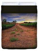 Domaine Vineyards Duvet Cover
