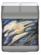 Dream Moon Duvet Cover