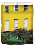 Dublin Castle Colors Two Duvet Cover