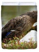 Duck 3 Duvet Cover