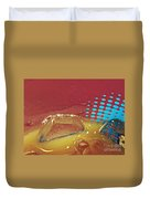 Dunkin Ice Coffee 10 Duvet Cover