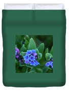 Dwarf Bluebell Detail Duvet Cover