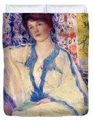 Early Morning Summertime 1920 Duvet Cover