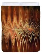 Earth Frequency Duvet Cover