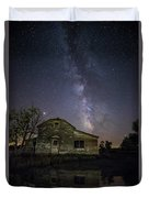 Echoes Of The Past  Duvet Cover