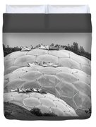 Eden Project Biome  Duvet Cover