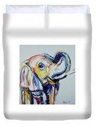 Elephant Tusk Duvet Cover