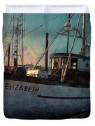 Elizabeth Duvet Cover by Thom Zehrfeld