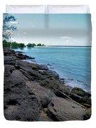 Embley River 2 Duvet Cover
