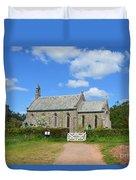 Escot Church Duvet Cover