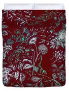 Exotic Harmony Duvet Cover