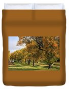 Fall Ave Duvet Cover