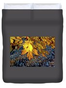 Fall Has Sprung Duvet Cover
