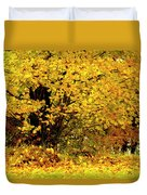 Fall To Grace Duvet Cover