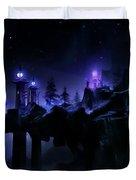 Fantasy Scene Duvet Cover