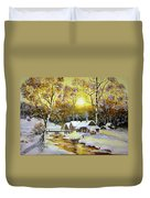Feerie Winter Duvet Cover