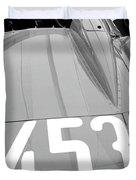 Ferrari Rear End Duvet Cover